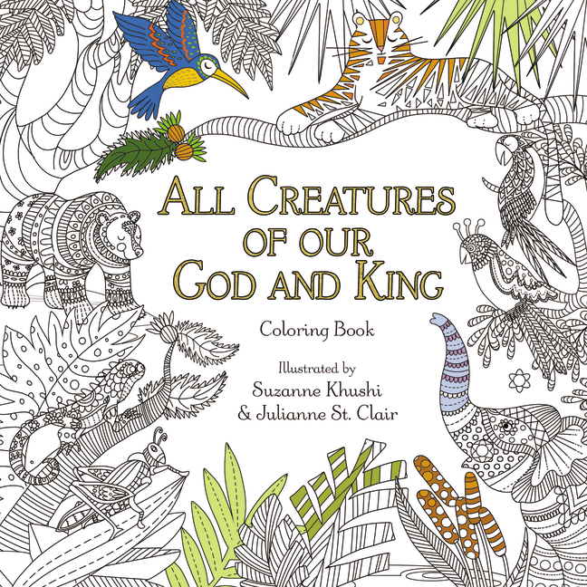 all creatures of our god king